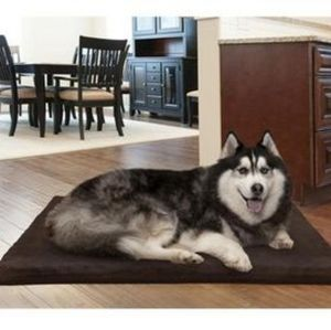 FURHAVEN ORTHOPEDIC PET BED WITH CERTIPUR FOAM
